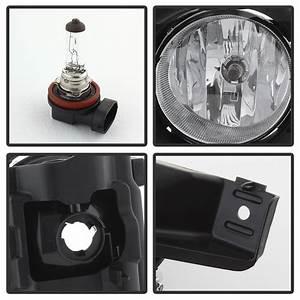 2013-2014 Toyota Rav4 Oem Style Fog Lights Kit