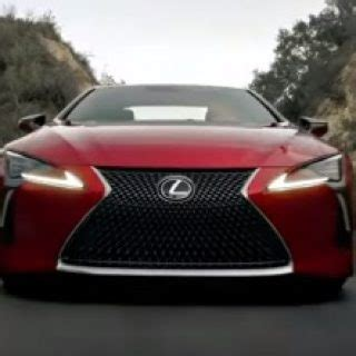 lexus commercial actor 2017 2018 lexus lc commercial song