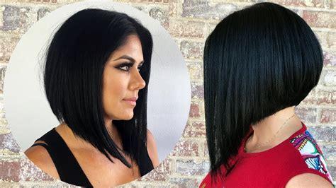 cortes de cabello bob largo 2018 corte bob largo 2018