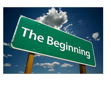 Act I The Beginning; How The Story Starts  Yeah Write