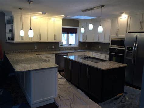 kitchen cabinets light granite best awesome santa cecilia light granite kitchen pi 25255 7910