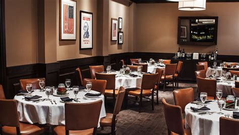 private dining  bobs steak chop house omni nashville