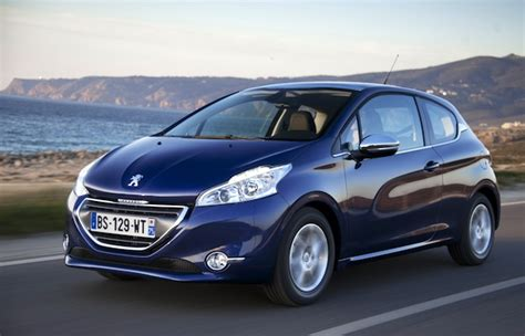 peugeot auto france france 11 16 april 2012 peugeot 208 and 5008 in top 10