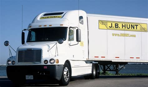 jb hunt transport services revenue  income