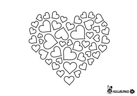 Kleurplaat Moederdag Teddybeer by 312 Best Images About Vriendjes Valentijn On