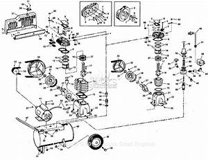Campbell Hausfeld Vt6101 Parts Diagram For Air