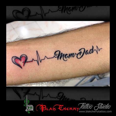 mom dad tattoos tattoo  art dad tattoos mom