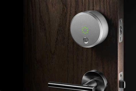 apple door lock apple stores will sell yves behar s smart lock for homekit