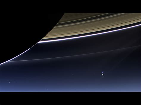 Fantastic New Pale Blue Dot From Nasa Dan Wild