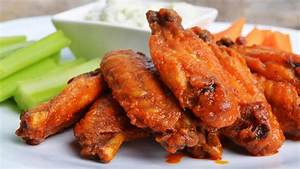 Cost Of Chicken Wings Before Super Bowl Is Highest In