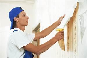 Fenster Tapezieren Anleitung : tapezieren kosten selbst machen oder handwerker ~ Lizthompson.info Haus und Dekorationen