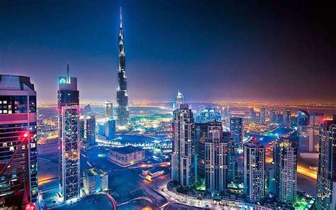 Burj Khalifa Wallpapers At Night