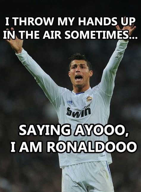 Ronaldo Meme - 172 best messi vs ronaldo images on pinterest football humor soccer humor and soccer jokes
