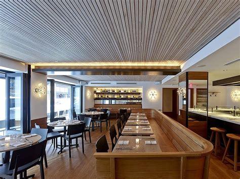 philadelphia cuisine modern dining room hospitality interior design of a