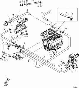 Mercruiser 4 3l Carburetor Alpha    Bravo Standard Cooling