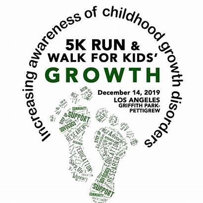 Growth Walk Run 5k Event Map Trail