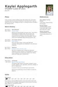 Detailer Resume Samples Visualcv Resume Samples Database