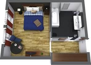 Hotel Room Floor Plan Layout