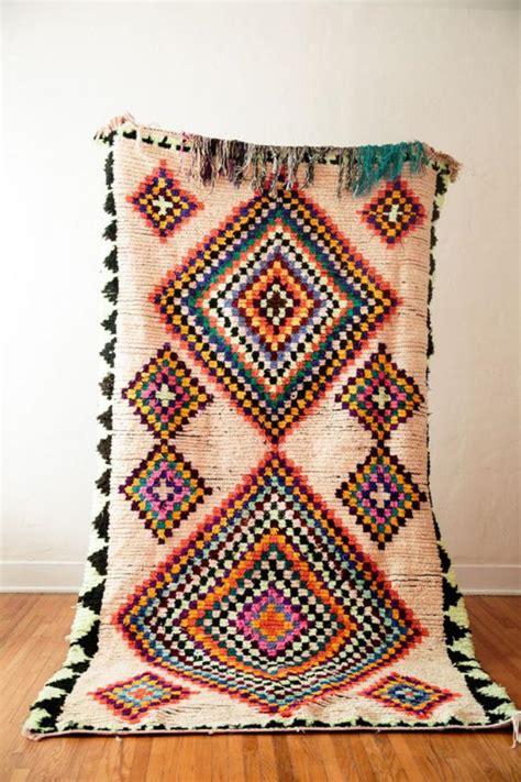 la magie du tapis marocain en   archzinefr