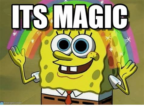 Psychedelic Meme - its magic memegen com magic meme on me me