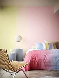 Wandgestaltung Büro Ideen : wandgestaltung schlafzimmer ideen 40 coole wandfarben ~ Lizthompson.info Haus und Dekorationen