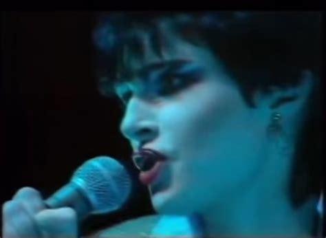 Siouxsie And The Banshees, 'hong Kong Garden