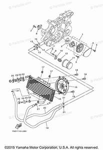Yamaha Atv 2013 Oem Parts Diagram For Oil Pump