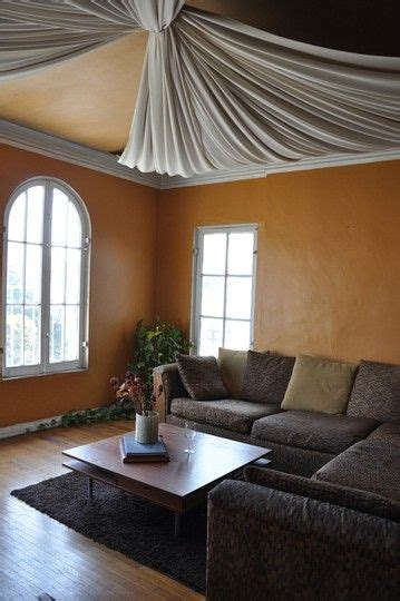 draping fabric from ceiling bedroom ceilings fabrics and ceiling ideas on