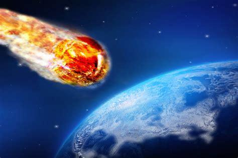 Apocalyptic City-killer Asteroid