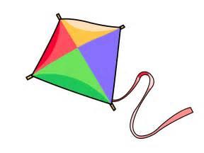 Cartoon Kite Clip Art