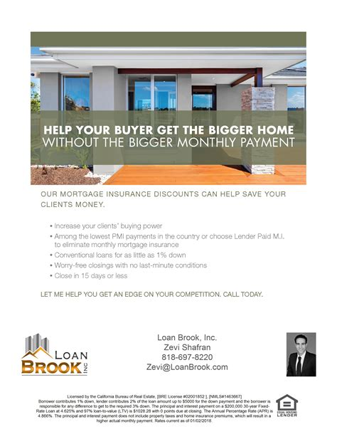 The term lender paid mortgage insurance is a bit misleading, however. Save More with Lender Paid Mortgage Insurance - Loan Brook, Inc.
