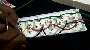 How To Make An Electric Extension Board