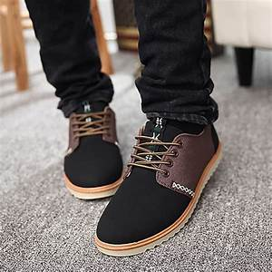 Mens Casual Shoes With Jeans - Oasis amor Fashion
