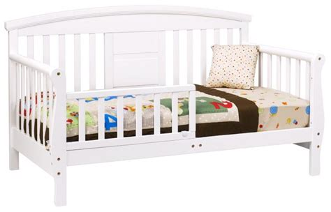 bed for toddler with rails kendall crib conversion kit problems baby crib design