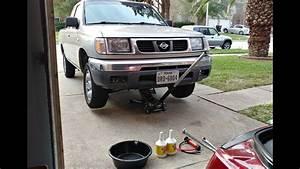 Nissan Frontier Transmission Fluid Change