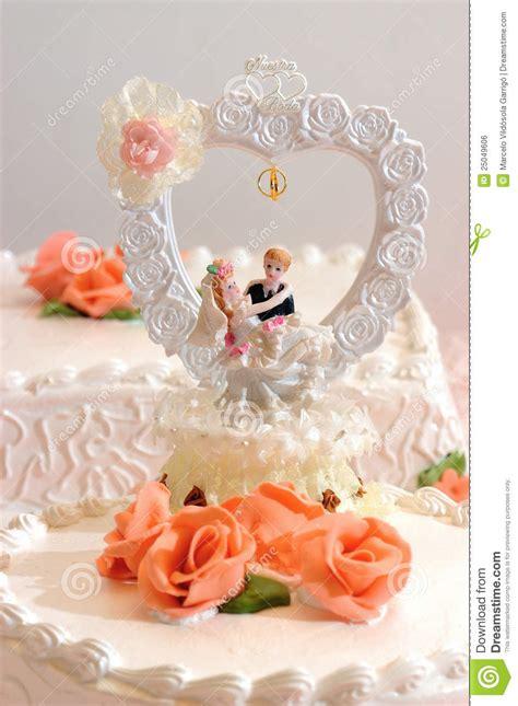 decoration on wedding cake royalty free stock image image 25049606