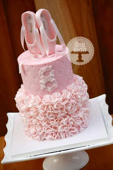 adorable ballet themed cakes ballerina cake ideas