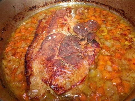 comment cuisiner rouelle de porc cuisiner rouelle de porc en cocotte minute 28 images