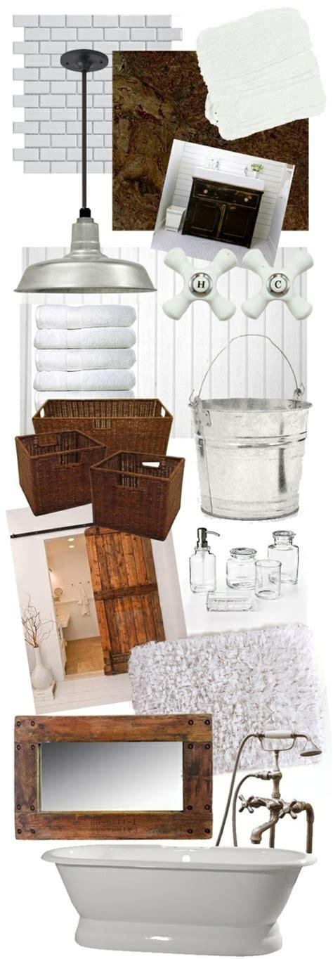Badmöbel Holz Rattan by Rustikale Badm 246 Bel Ideen Das Badezimmer Im Landhausstil