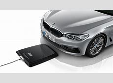 Wireless charging is here for your electric BMW Top Gear