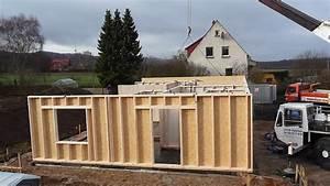 Holzrahmenbau Selber Bauen : holzrahmenbau ~ Whattoseeinmadrid.com Haus und Dekorationen