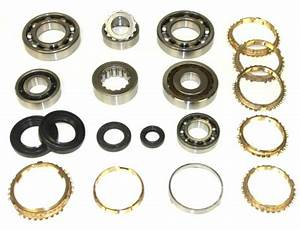 Honda Civic Slw 5 Speed Manual Trans Premium Rebuild Kit