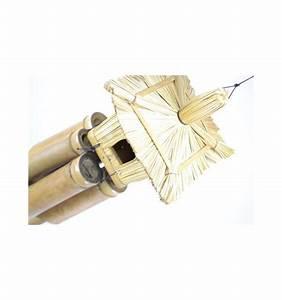 Carillon A Vent : carillon vent artisanal bambou avec nichoir paille ~ Melissatoandfro.com Idées de Décoration