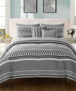 Look, At, This, Gray, Marcus, Comforter, Set, On, Zulily, Today