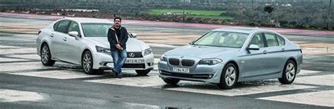 Comparativa: Lexus Gs 450h Hybrid Drive Vs. Bmw Serie 5