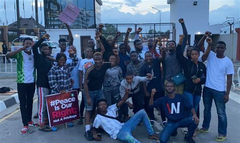 Young Nigerians are Taking a Stand with the #EndSARS ...