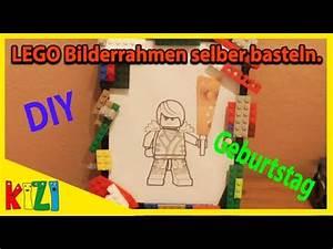Bilderrahmen Basteln Kinder : lego bilderrahmen selber basteln geldgeschenk diy ~ Lizthompson.info Haus und Dekorationen