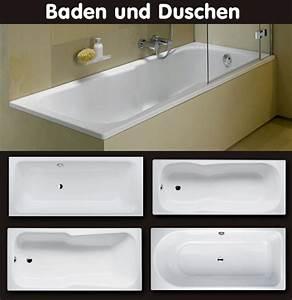Badewanne Zum Duschen : duschwannen und badewannen bavaria b der technik m nchen ~ Frokenaadalensverden.com Haus und Dekorationen
