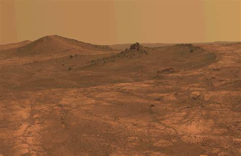 NASA Mars Landscape