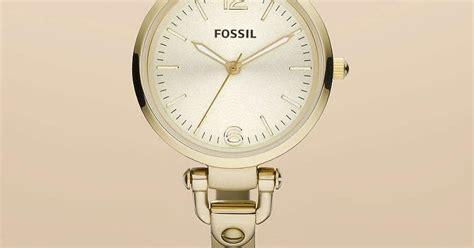 jam tangan bonia jam tangan wanita fossil type es3084